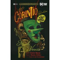 Sandman Presenta: El Corintio - Muerte En Venecia DC Black Label