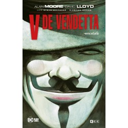 V de Vendetta (Edició en català) DC Black Label