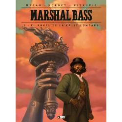 Marshal Bass 5: El Ángel De La Calle Lombard