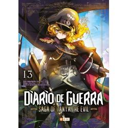 Diario De Guerra. Saga Of Tanya The Evil 13