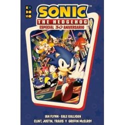 Sonic The Hedgehog: Especial 30 Aniversario