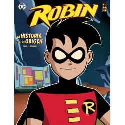 Robin. La Historia de su Origen