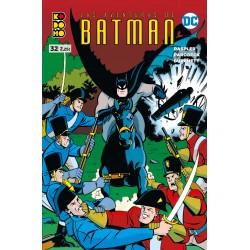 Las Aventuras de Batman 32