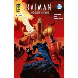 Batman: Las Aventuras Continúan 4