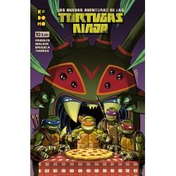 Las Nuevas Aventuras De Las Tortugas Ninja 10