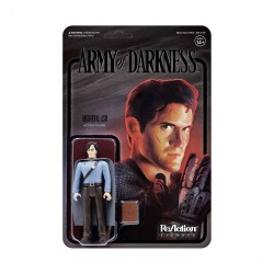 Figura Medieval Ash Midnight Army Of Darkness  ReAction Super7