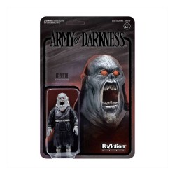 Figura Pit Witch Midnight Army Of Darkness  ReAction Super7