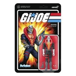 Figura Destro G.I. Joe ReAction Super7