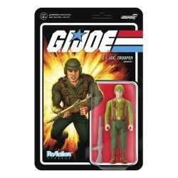 Figura Greenshirt Pink G.I. Joe ReAction Super7