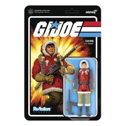 Figura Kwinn G.I. Joe ReAction Super7