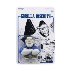 Figura Gorilla Biscuits Mascot Camo Shorts ReAction Super7