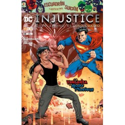 Injustice 39 ECC Ediciones