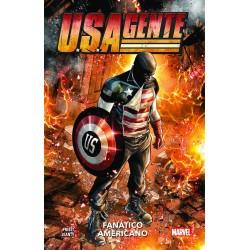 U.S.Agente: Fanático Americano