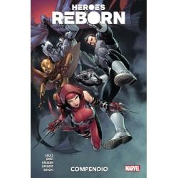 Heroes Reborn. Compendio 2