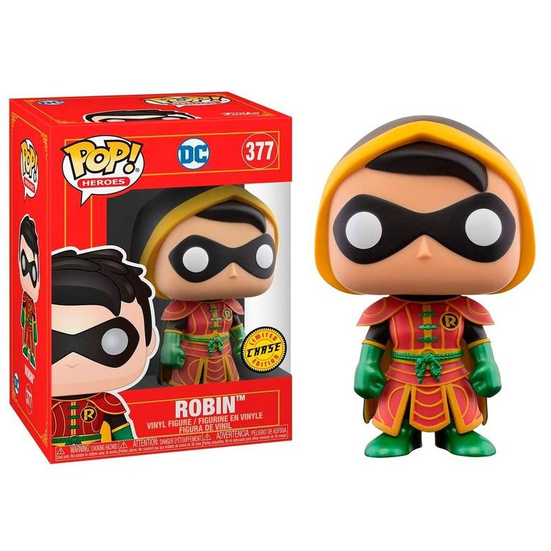 Figura Robin Imperial Palace POP Funko 377 Chase Version