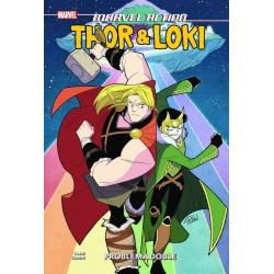 Marvel Action. Thor & Loki Problema doble