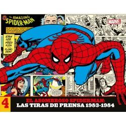 El Asombroso Spiderman. Las Tiras de Prensa 4