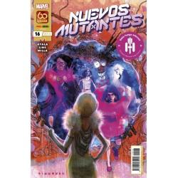 Nuevos Mutantes 16
