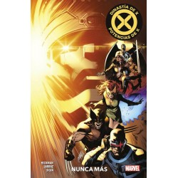 Marvel Premiere. Dinastía de X / Potencias de X 3 Nunca más