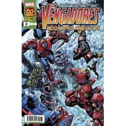 Los Vengadores: Equipo Mecha 2/ 131