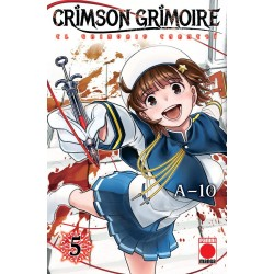 Crimson Grimoire El Grimorio Carmesí 5