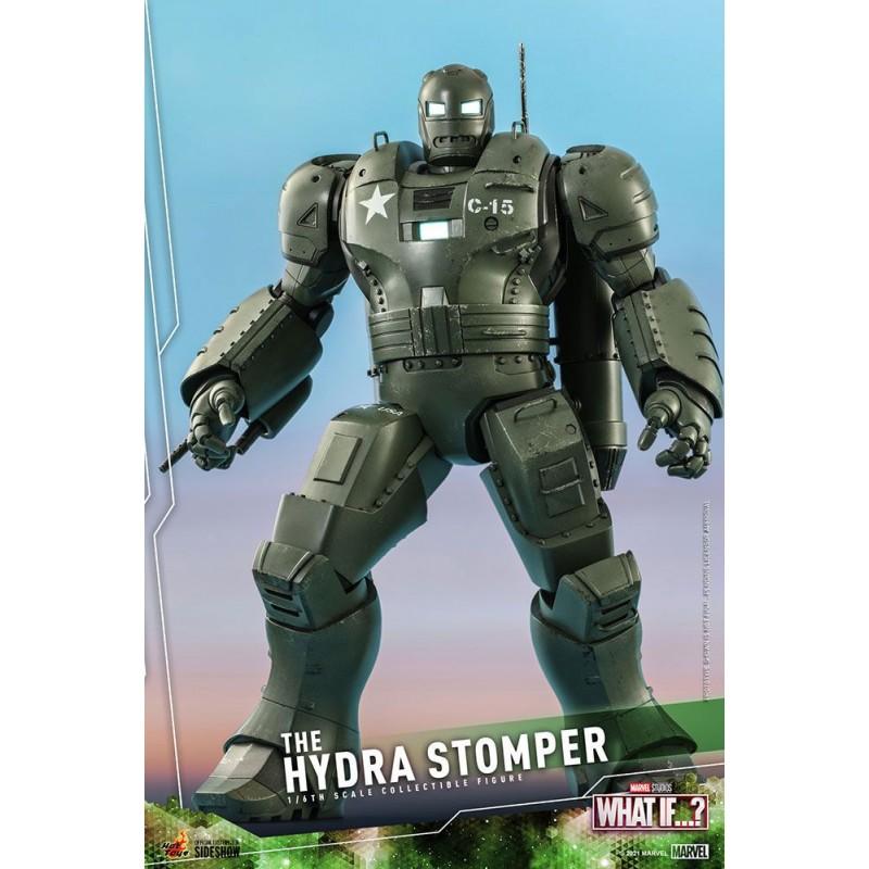 Figura Hydra Stomper What If Hot Toys Escala 1/6