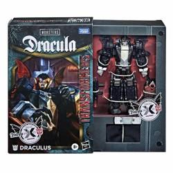Figura Draculus Project Bat Dracula x Transformers Hasbro