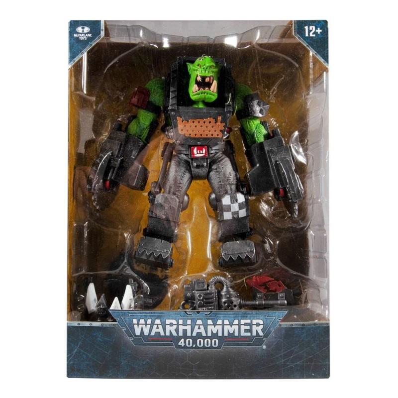 Figura Ork Meganob with Buzzsaw Warhammer 40k McFarlane Toys