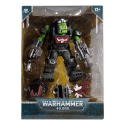 Figura Ork Meganob with Shoota Warhammer 40k McFarlane Toys