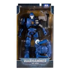 Figura Ultramarines Reiver with Bolt Carbine Warhammer 40k McFarlane Toys