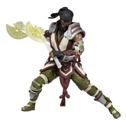 Pack 2 Figuras Sub-Zero y Shao Kahn Mortal Kombat McFarlane Toys