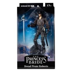 Figura Dread Pirate Roberts La Princesa Prometida McFarlane Toys