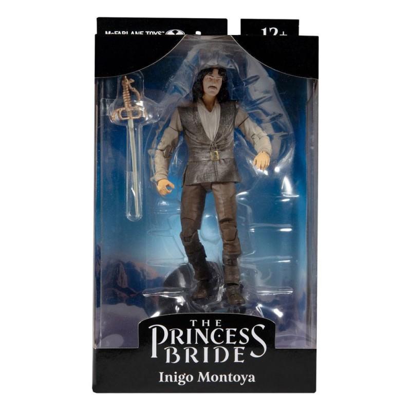 Figura Íñigo Montoya La Princesa Prometida McFarlane Toys