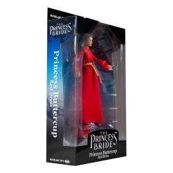 Figura Princesa Buttercup (Vestido Rojo) La Princesa Prometida McFarlane Toys