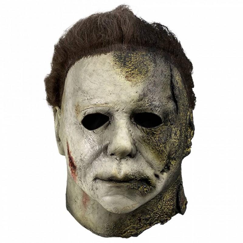 Estatua Máscara Michael Myers Halloween Kills Escala 1:1 Trick Or Treat Studios