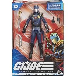 Figura Cobra Commander G.I. Joe Classified Series Hasbro