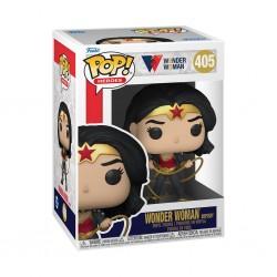 Figura Wonder Woman Odyssey 80 Aniversario Pop DC Funko 405