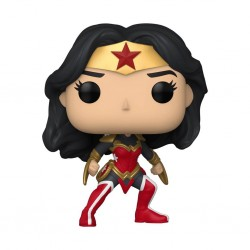 Figura Wonder Woman A Twist Of Fate 80 Aniversario Pop DC Funko 406