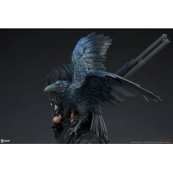 Estatua The Crow El Cuervo Premium Format  Sideshow