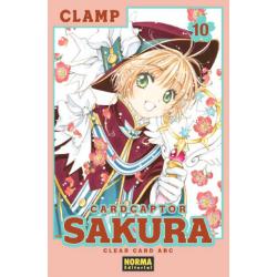 Card Captor Sakura Clear Card Arc 10