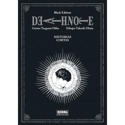 of Death Note. Historias Cortas Black Edition