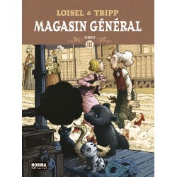 Magasin Général. Libro 3