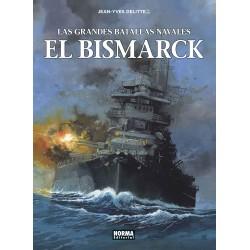 Las Grandes Batallas Navales 12. El Bismarck