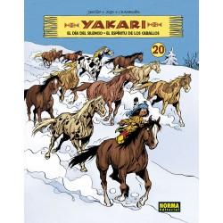 Yakari 20. El Día Del Silencio / El Espíritu De Los Caballos