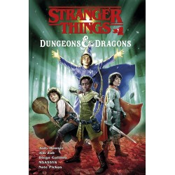 Stranger Things y Dungeons & Dragons