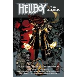 Hellboy 25. Hellboy y la AIDP: La Bestia y Otras Historias