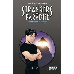 Strangers in Paradise. Edición de Lujo. Volumen 3