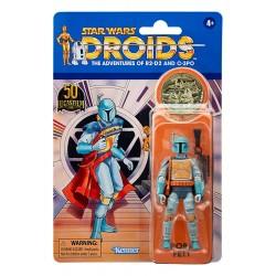 Figura Boba Fett Star Wars Droids Vintage Collection Hasbro