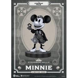 Estatua Minnie Mouse SteamBoat Willie Master Craft Beast Kingdom