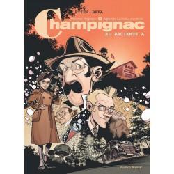 Champignac 2 comic